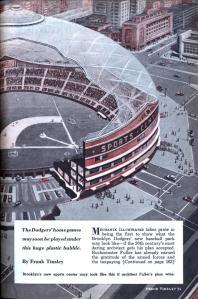 Fuller dome 2
